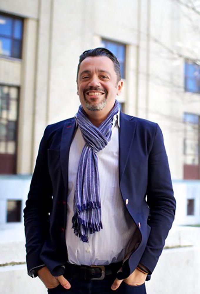 Vincent Dumez, codirecteur composante Partenariat patients public